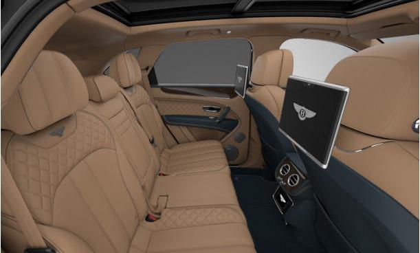 Used 2017 Bentley Bentayga  For Sale In Westport, CT 1211_p7