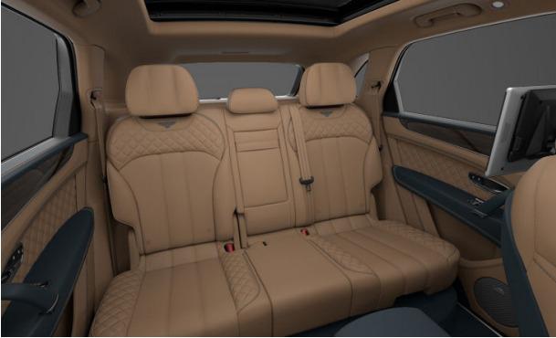Used 2017 Bentley Bentayga  For Sale In Westport, CT 1211_p8
