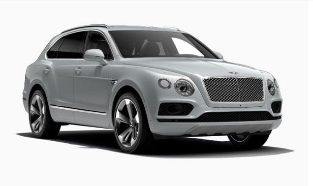 Used 2017 Bentley Bentayga  For Sale In Westport, CT 1212_main