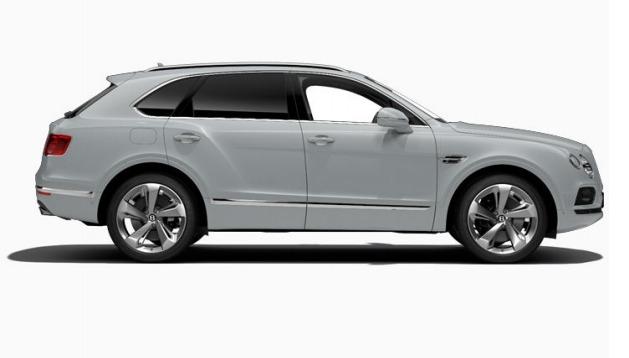 Used 2017 Bentley Bentayga  For Sale In Westport, CT 1212_p3