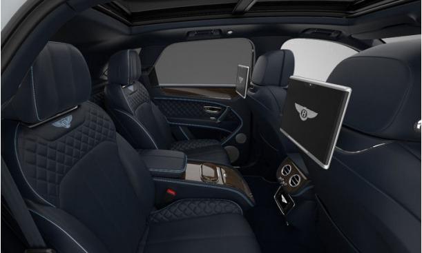 Used 2017 Bentley Bentayga  For Sale In Westport, CT 1212_p7