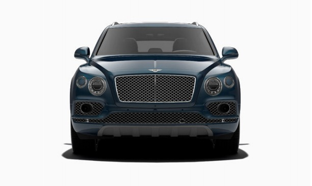 Used 2017 Bentley Bentayga  For Sale In Westport, CT 1213_p2