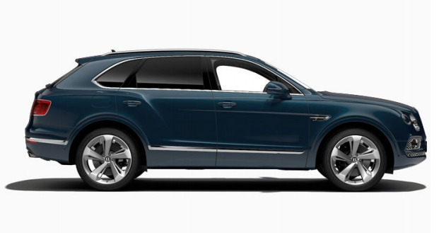 Used 2017 Bentley Bentayga  For Sale In Westport, CT 1213_p3