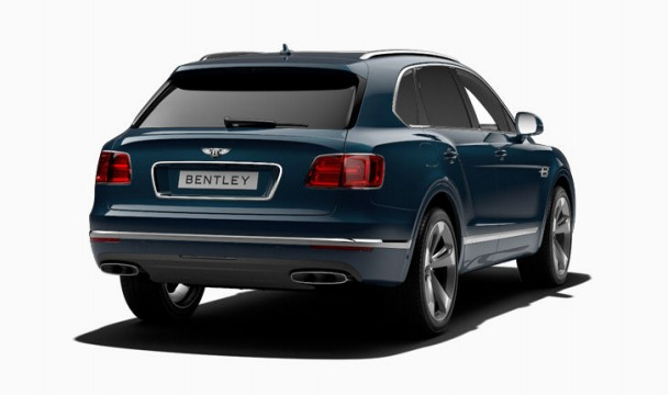 Used 2017 Bentley Bentayga  For Sale In Westport, CT 1213_p4