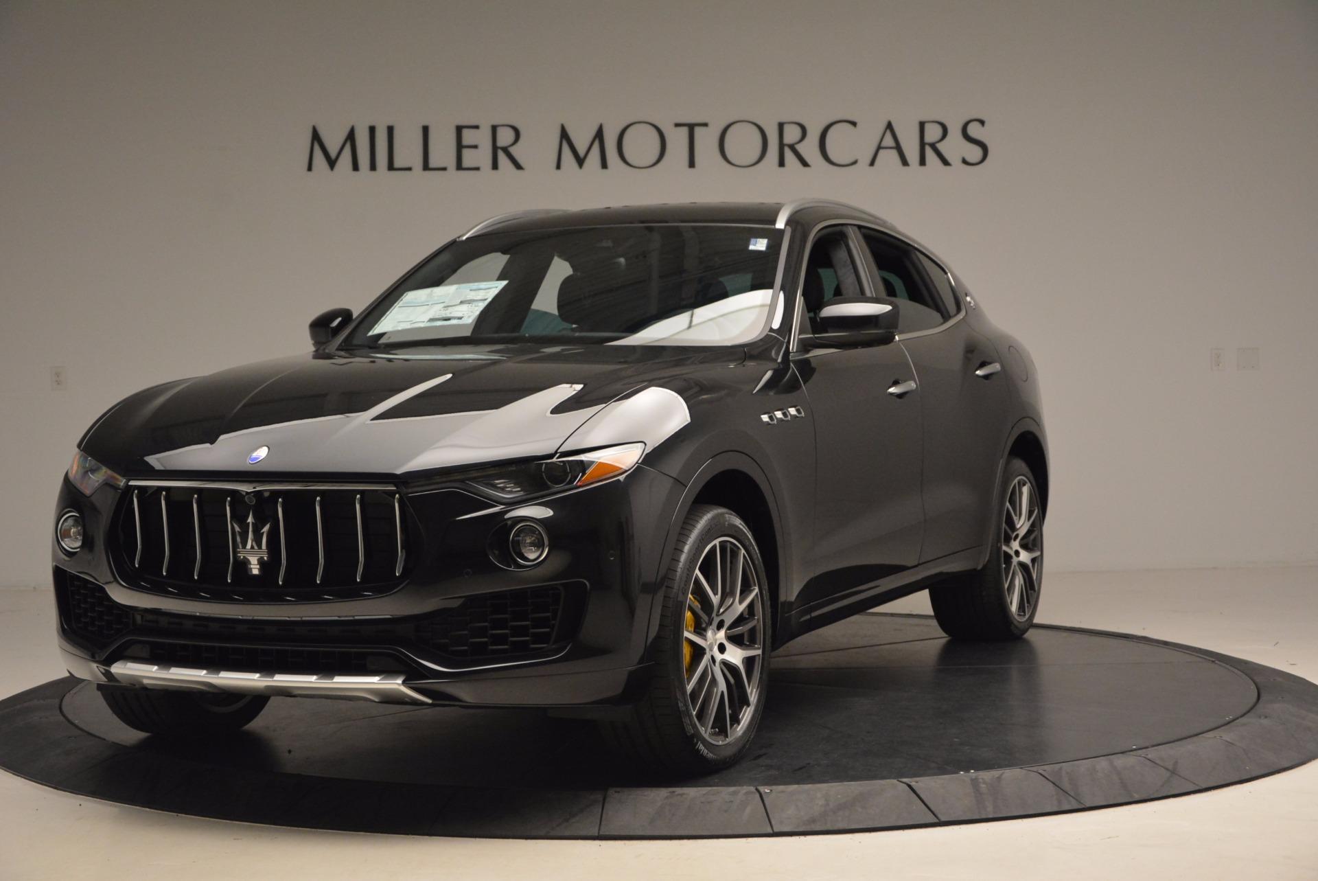 New 2017 Maserati Levante S For Sale In Westport, CT 1215_main