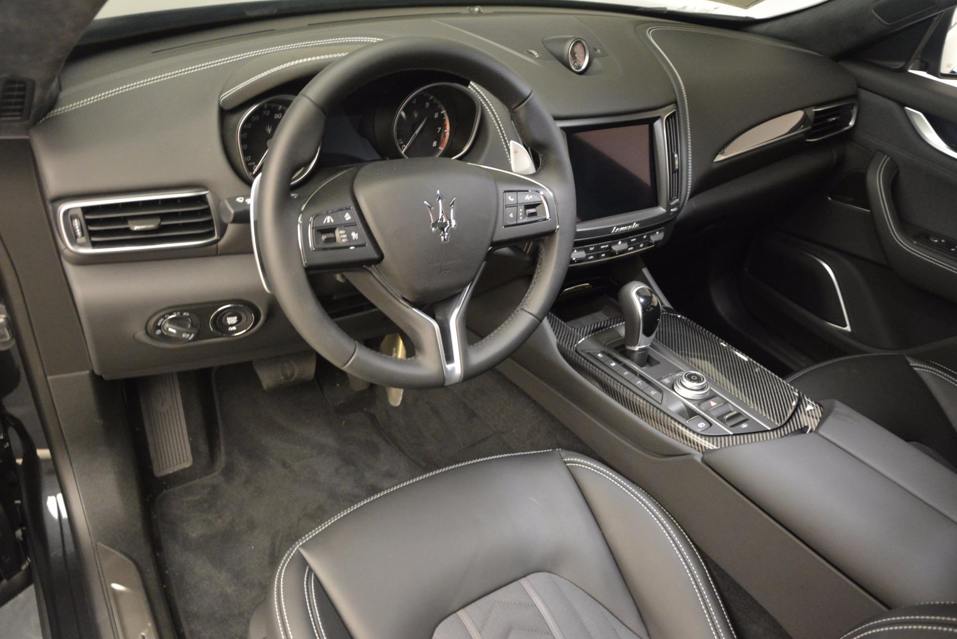 New 2017 Maserati Levante S For Sale In Westport, CT 1215_p13