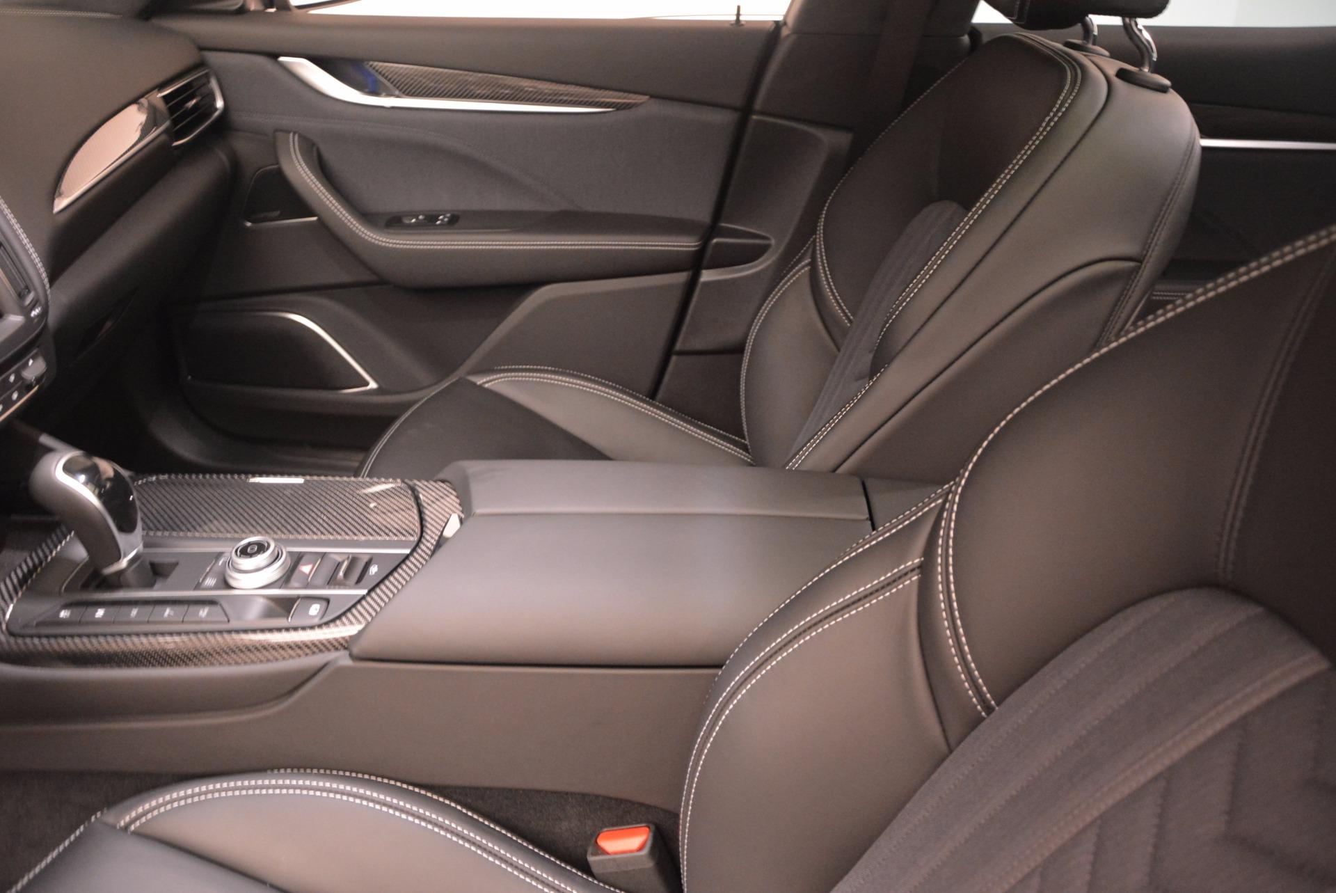 New 2017 Maserati Levante S For Sale In Westport, CT 1215_p14