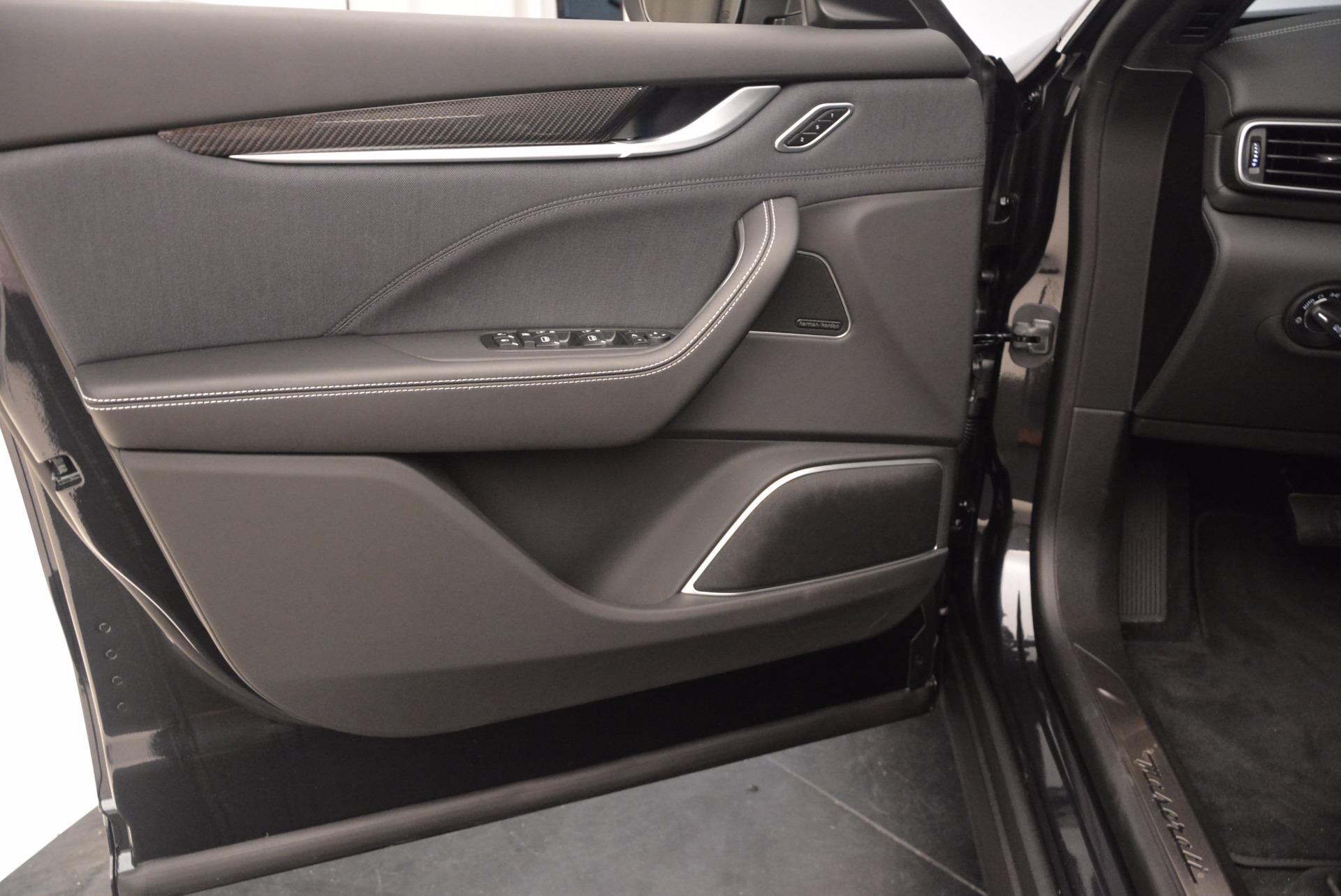 New 2017 Maserati Levante S For Sale In Westport, CT 1215_p16