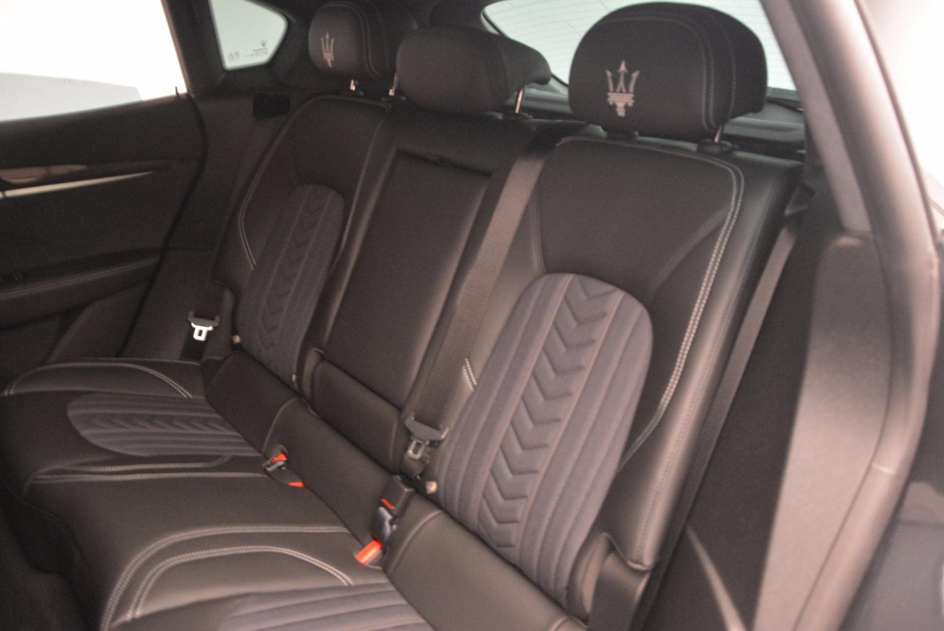 New 2017 Maserati Levante S For Sale In Westport, CT 1215_p19