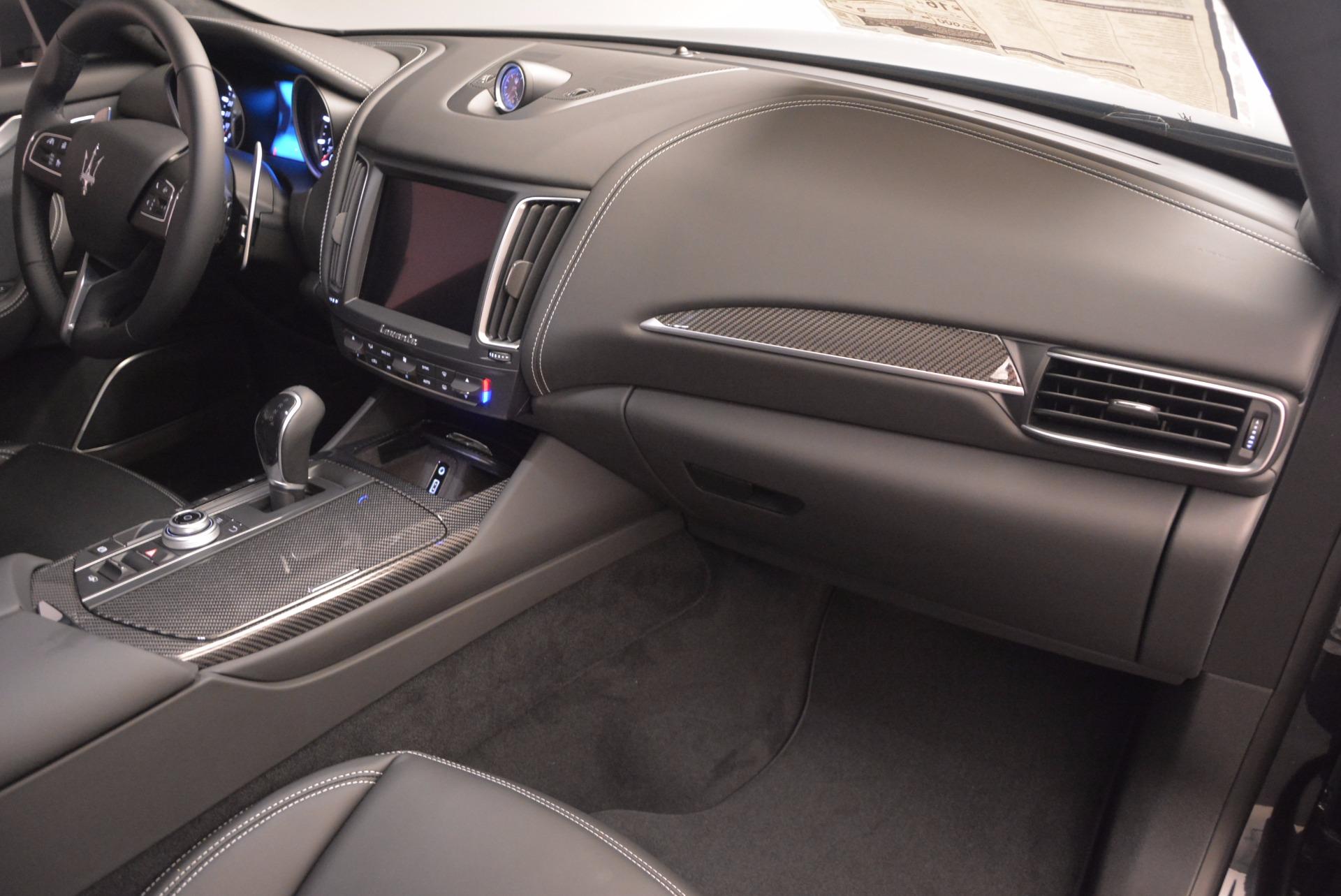 New 2017 Maserati Levante S For Sale In Westport, CT 1215_p20