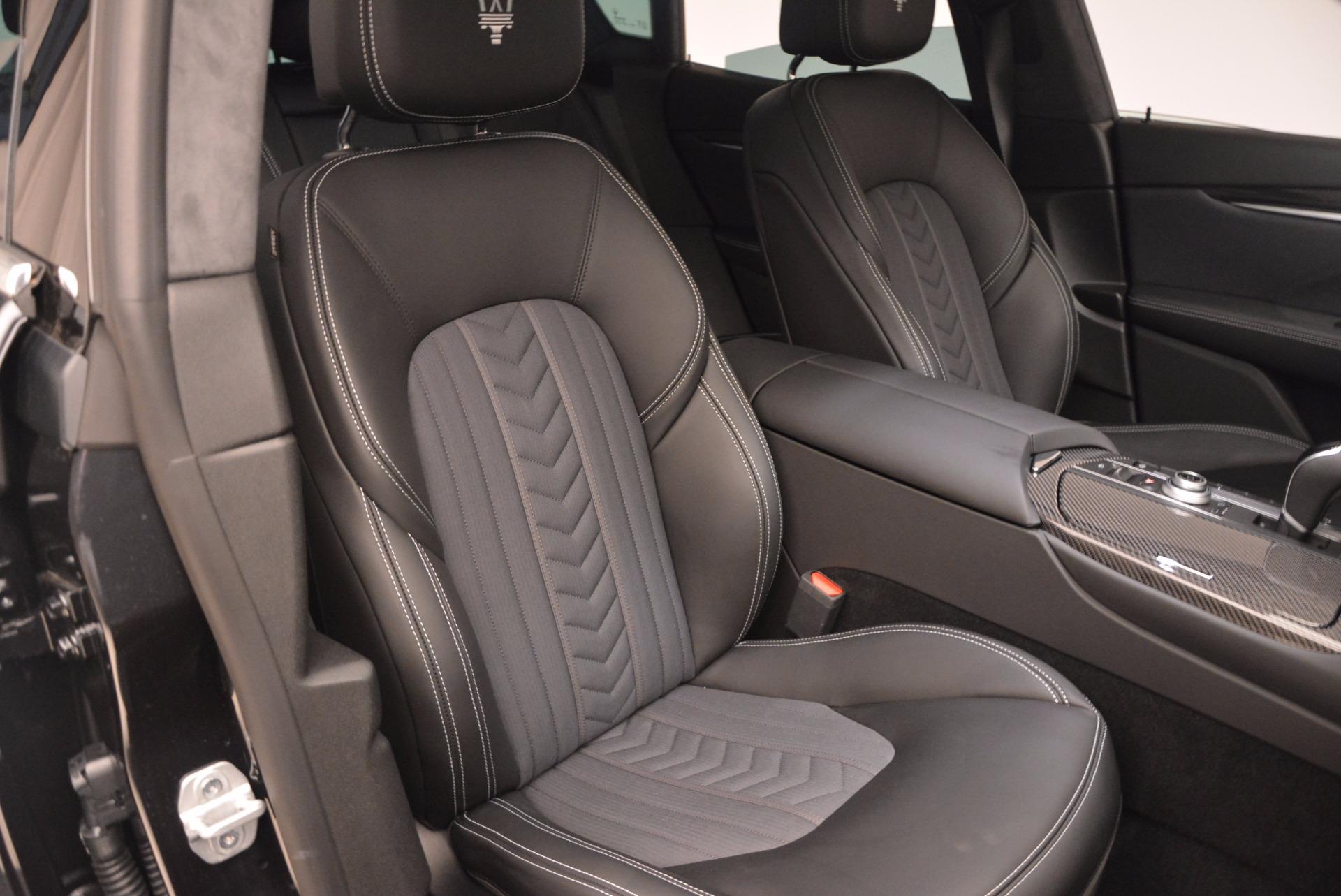 New 2017 Maserati Levante S For Sale In Westport, CT 1215_p22