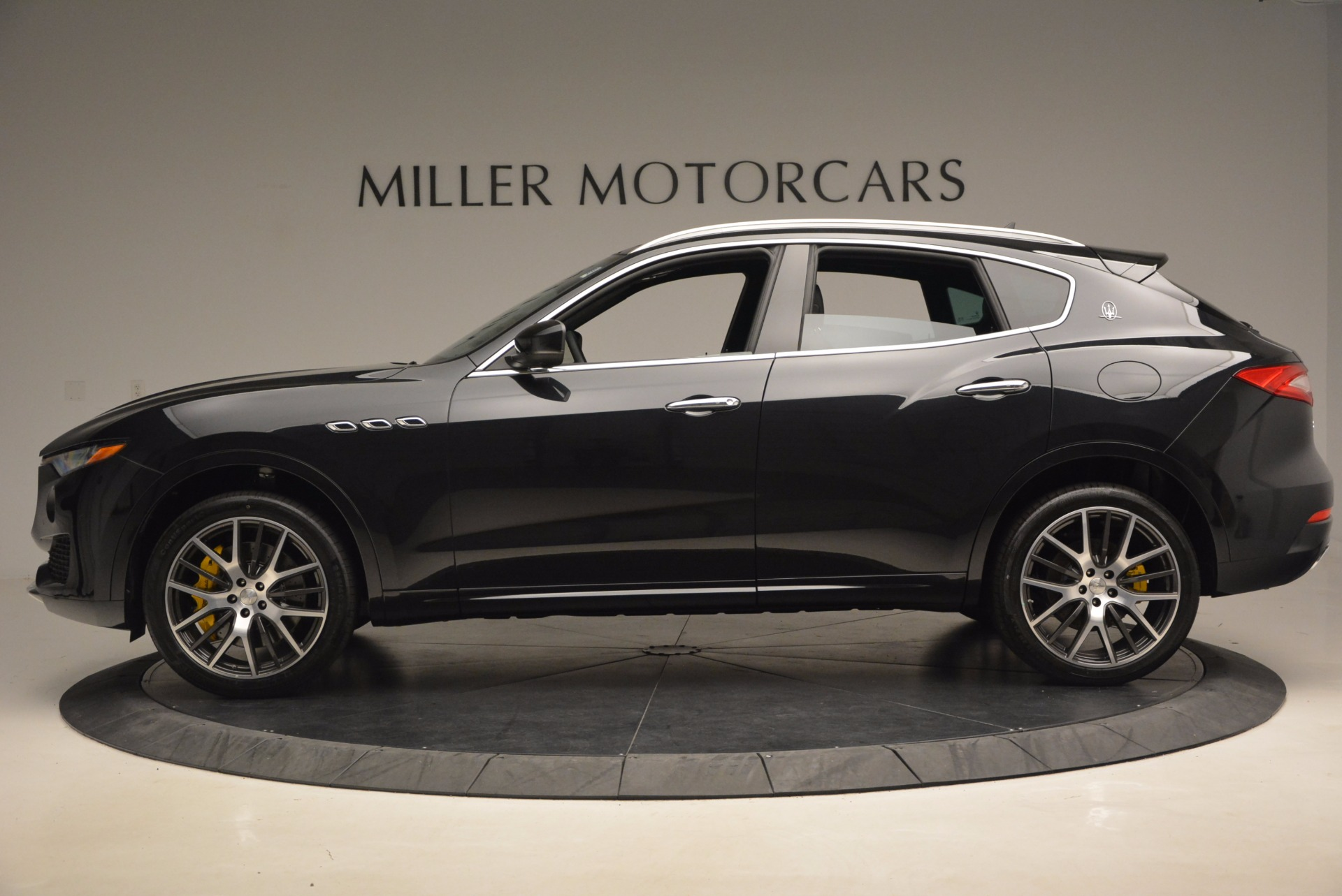 New 2017 Maserati Levante S For Sale In Westport, CT 1215_p3