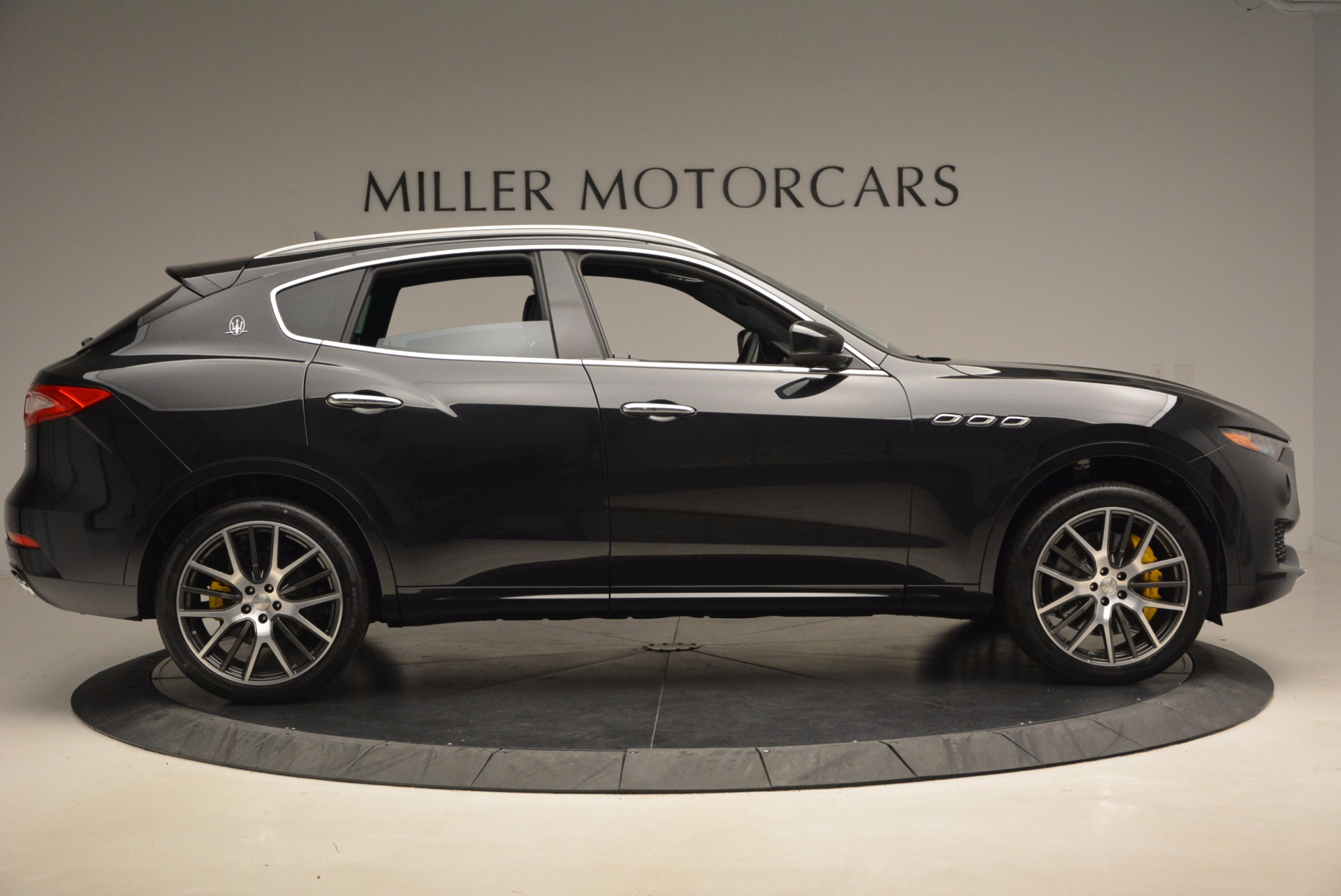 New 2017 Maserati Levante S For Sale In Westport, CT 1215_p9