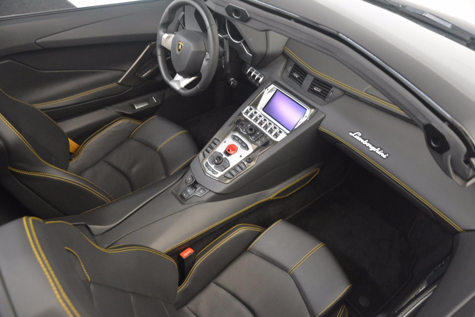 Used 2015 Lamborghini Aventador LP 700-4 For Sale In Westport, CT 1217_p27