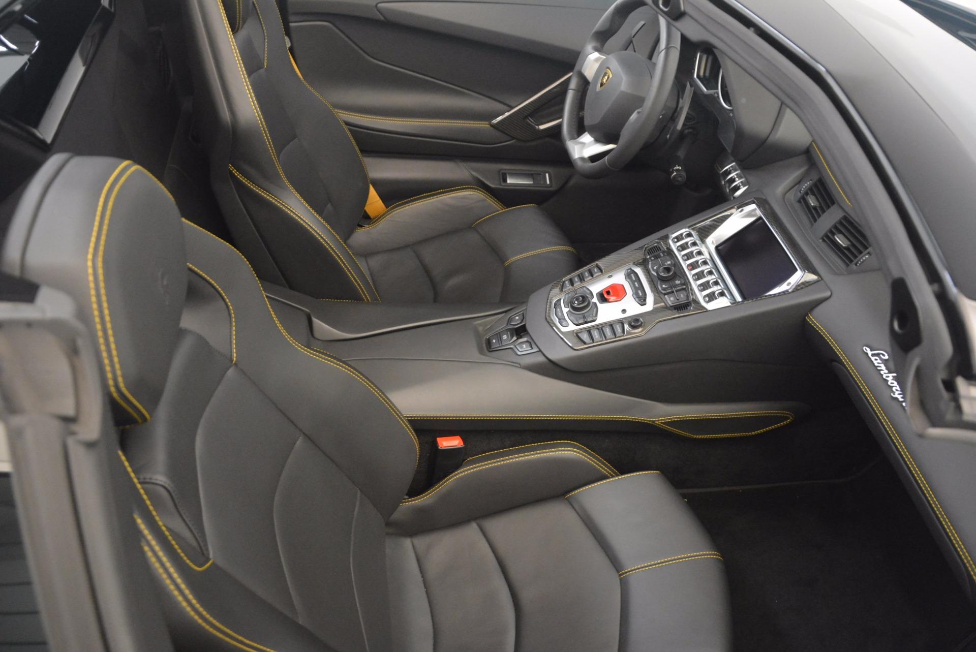 Used 2015 Lamborghini Aventador LP 700-4 For Sale In Westport, CT 1217_p28