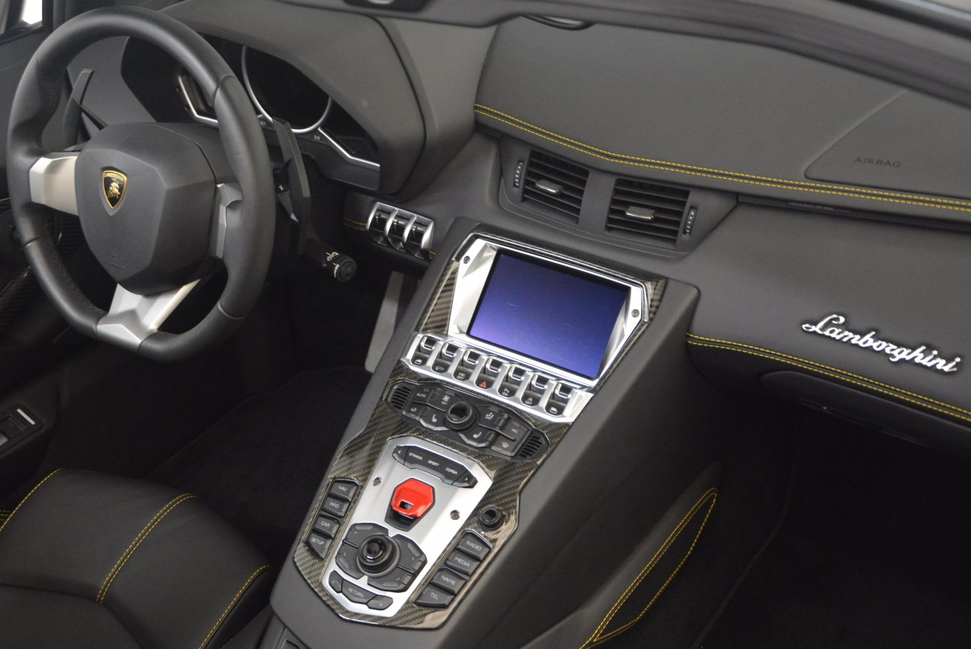 Used 2015 Lamborghini Aventador LP 700-4 For Sale In Westport, CT 1217_p31