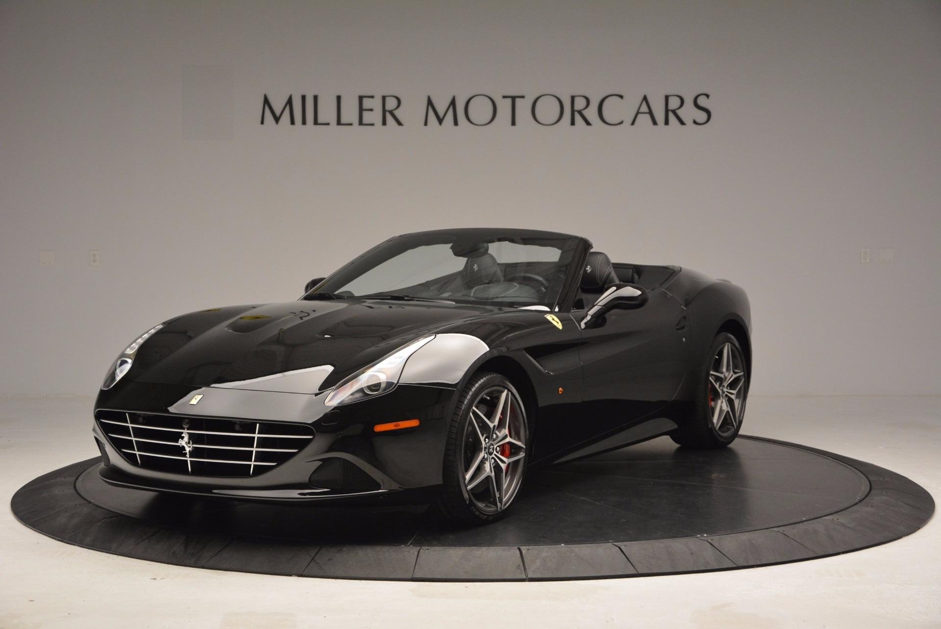Used 2015 Ferrari California T  For Sale In Westport, CT 1218_main