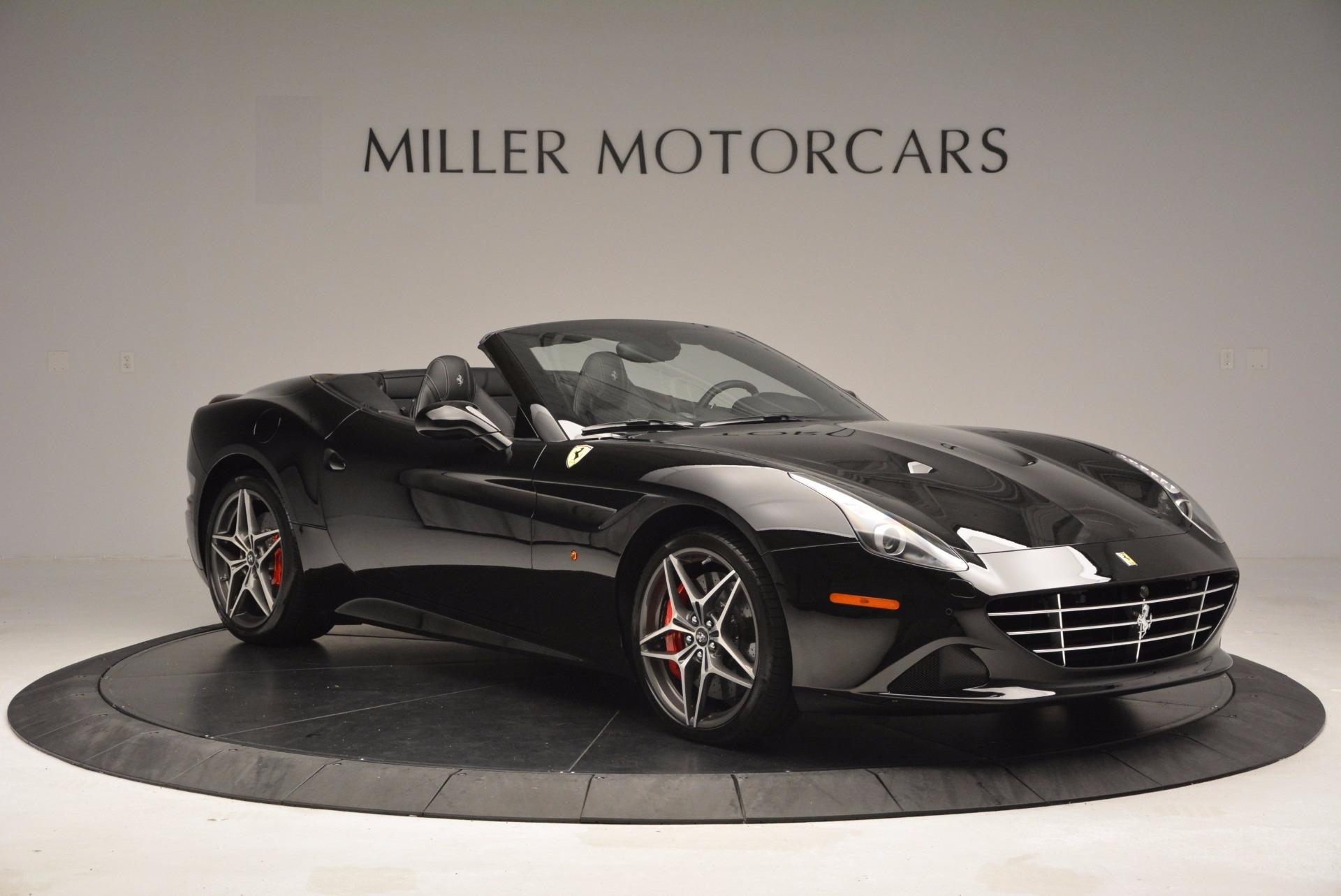 Used 2015 Ferrari California T  For Sale In Westport, CT 1218_p11