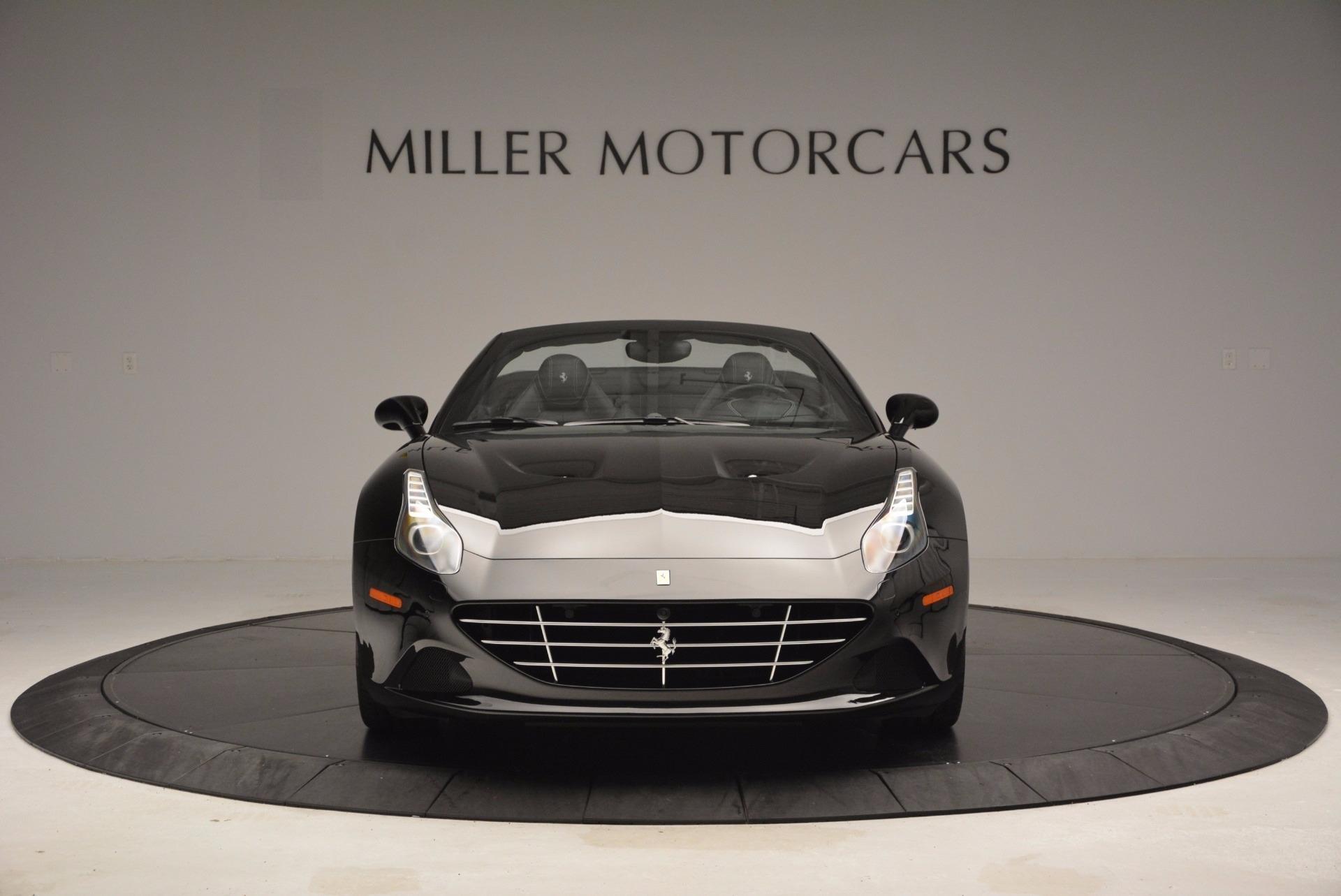 Used 2015 Ferrari California T  For Sale In Westport, CT 1218_p12
