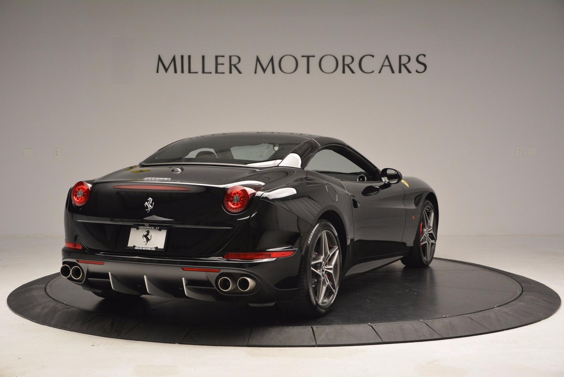Used 2015 Ferrari California T  For Sale In Westport, CT 1218_p19