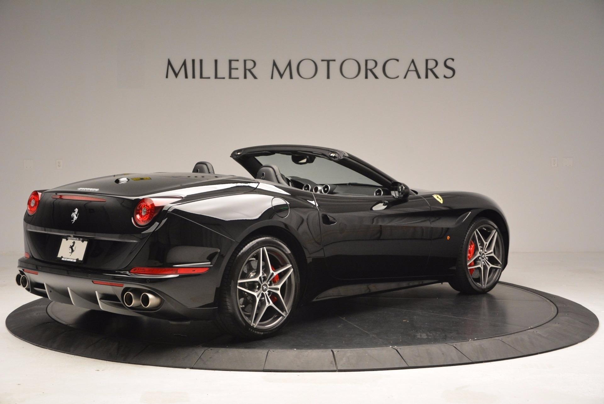 Used 2015 Ferrari California T  For Sale In Westport, CT 1218_p8