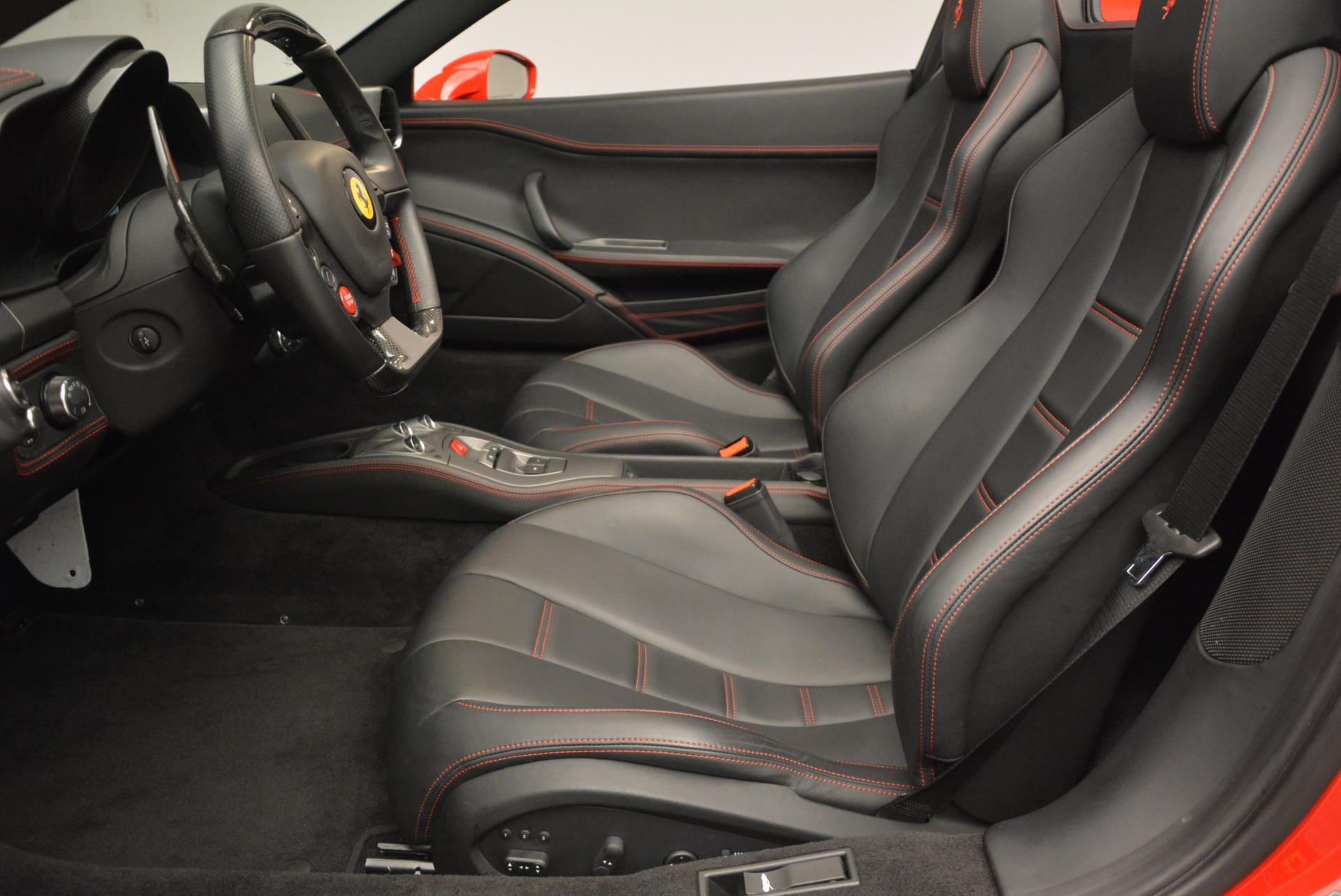 Used 2014 Ferrari 458 Spider  For Sale In Westport, CT 122_p26