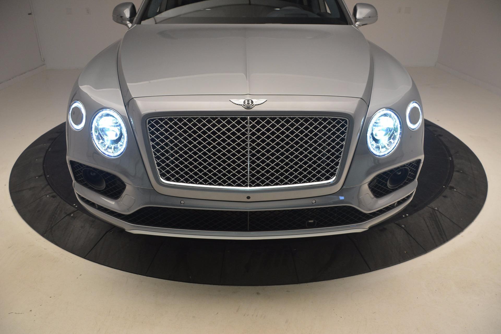 New 2018 Bentley Bentayga Onyx For Sale In Westport, CT 1220_p16