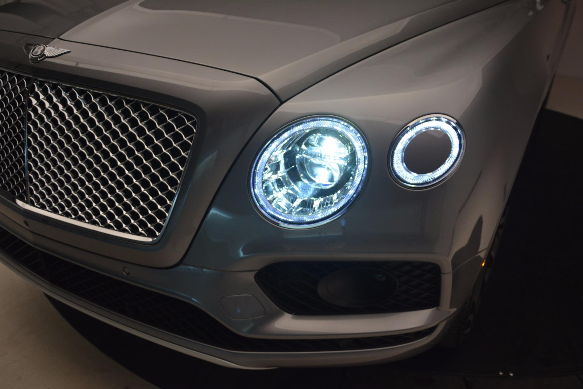 New 2018 Bentley Bentayga Onyx For Sale In Westport, CT 1220_p17