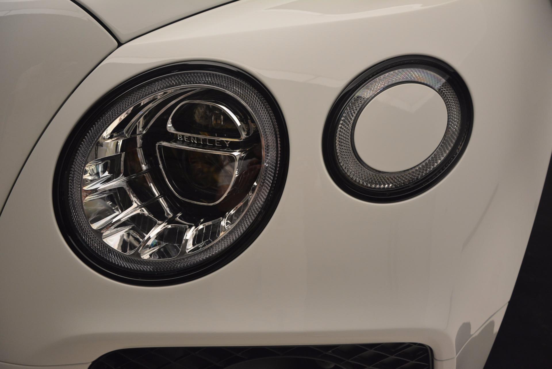 New 2018 Bentley Bentayga Black Edition For Sale In Westport, CT 1221_p19