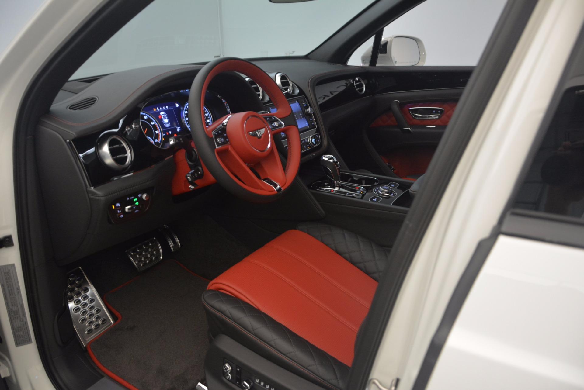 New 2018 Bentley Bentayga Black Edition For Sale In Westport, CT 1221_p35