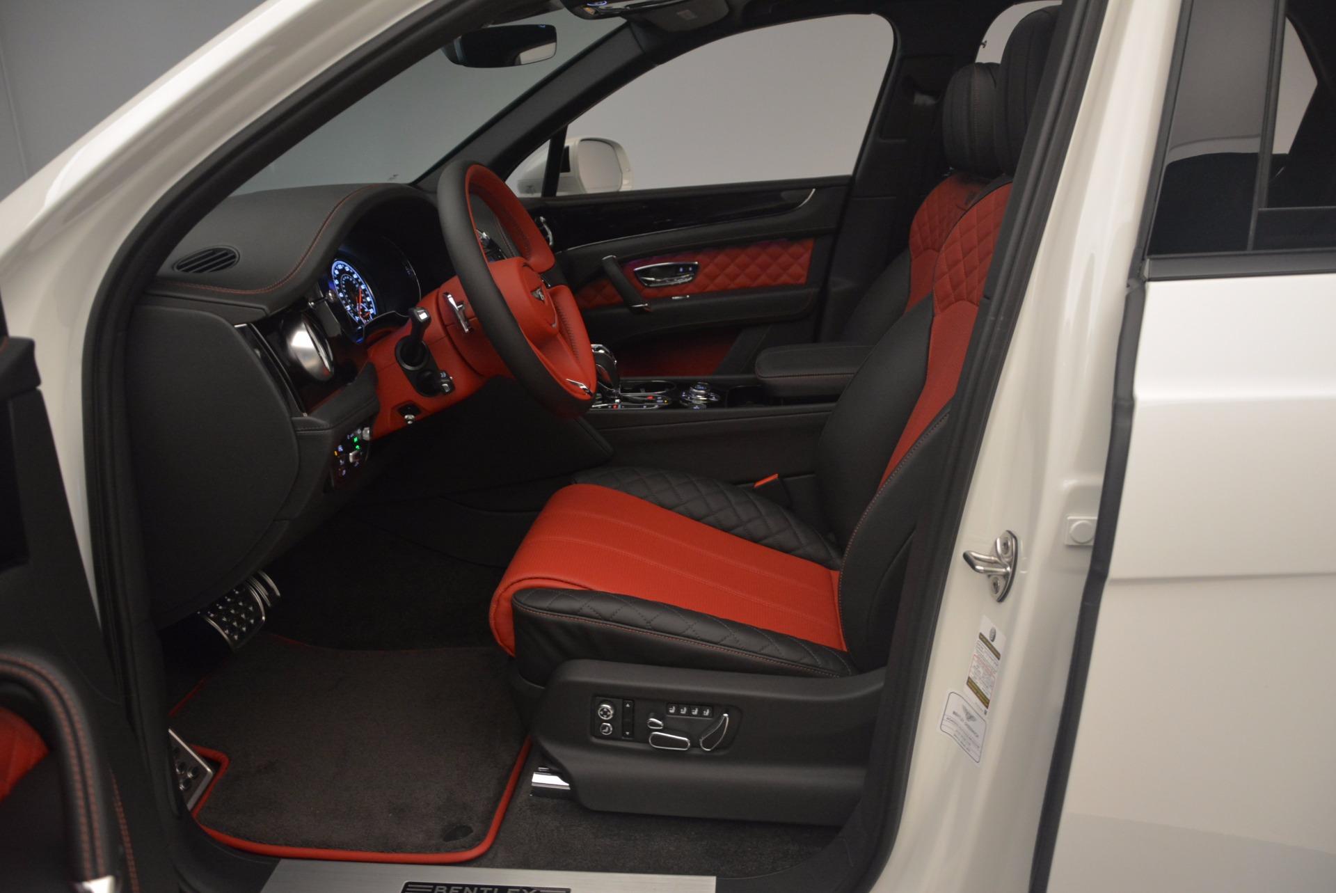 New 2018 Bentley Bentayga Black Edition For Sale In Westport, CT 1221_p36