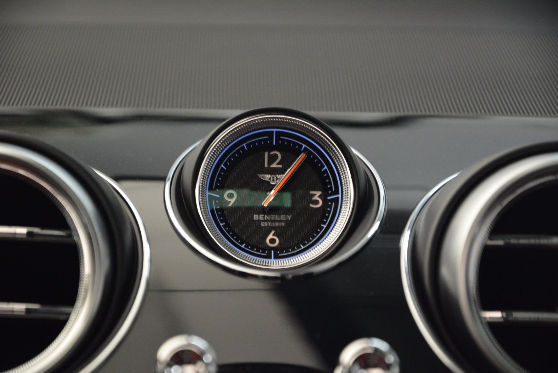 New 2018 Bentley Bentayga Black Edition For Sale In Westport, CT 1221_p44