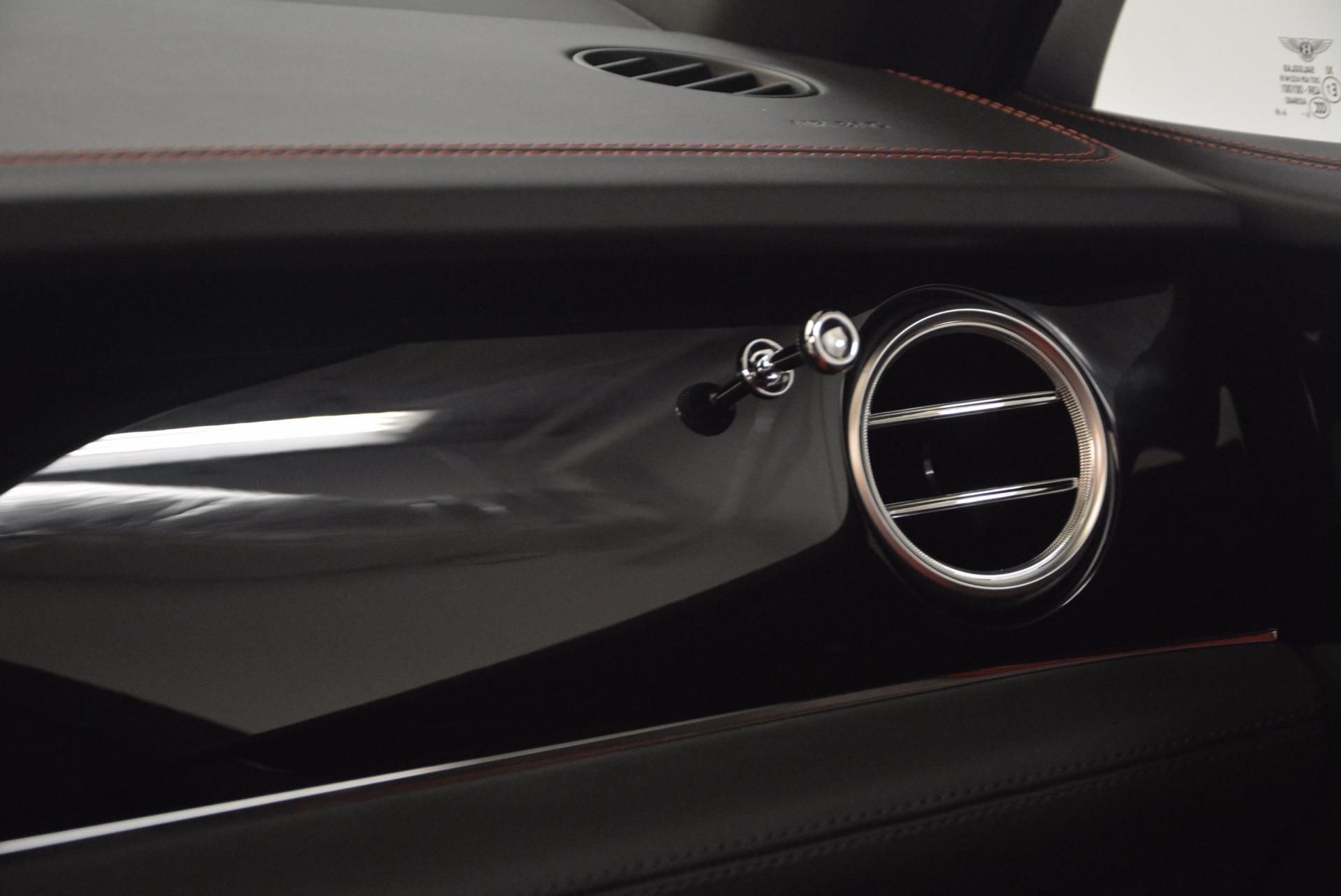 New 2018 Bentley Bentayga Black Edition For Sale In Westport, CT 1221_p45