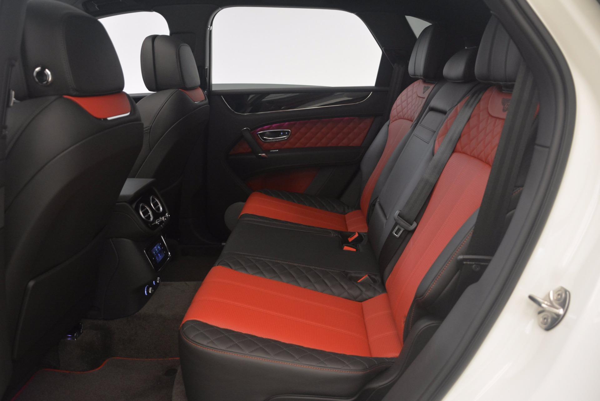 New 2018 Bentley Bentayga Black Edition For Sale In Westport, CT 1221_p48