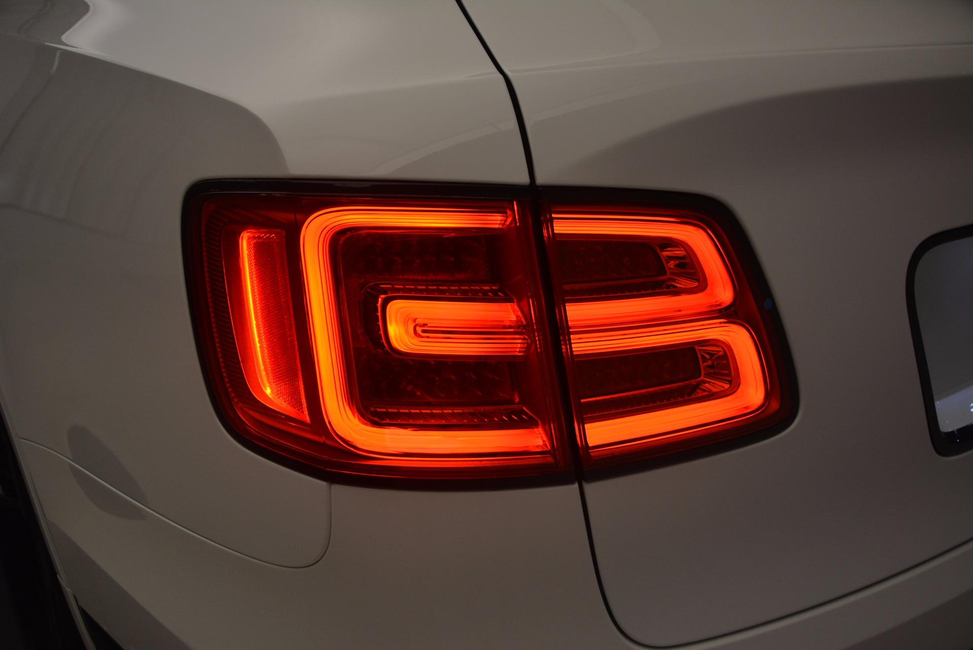 New 2018 Bentley Bentayga Black Edition For Sale In Westport, CT 1221_p54