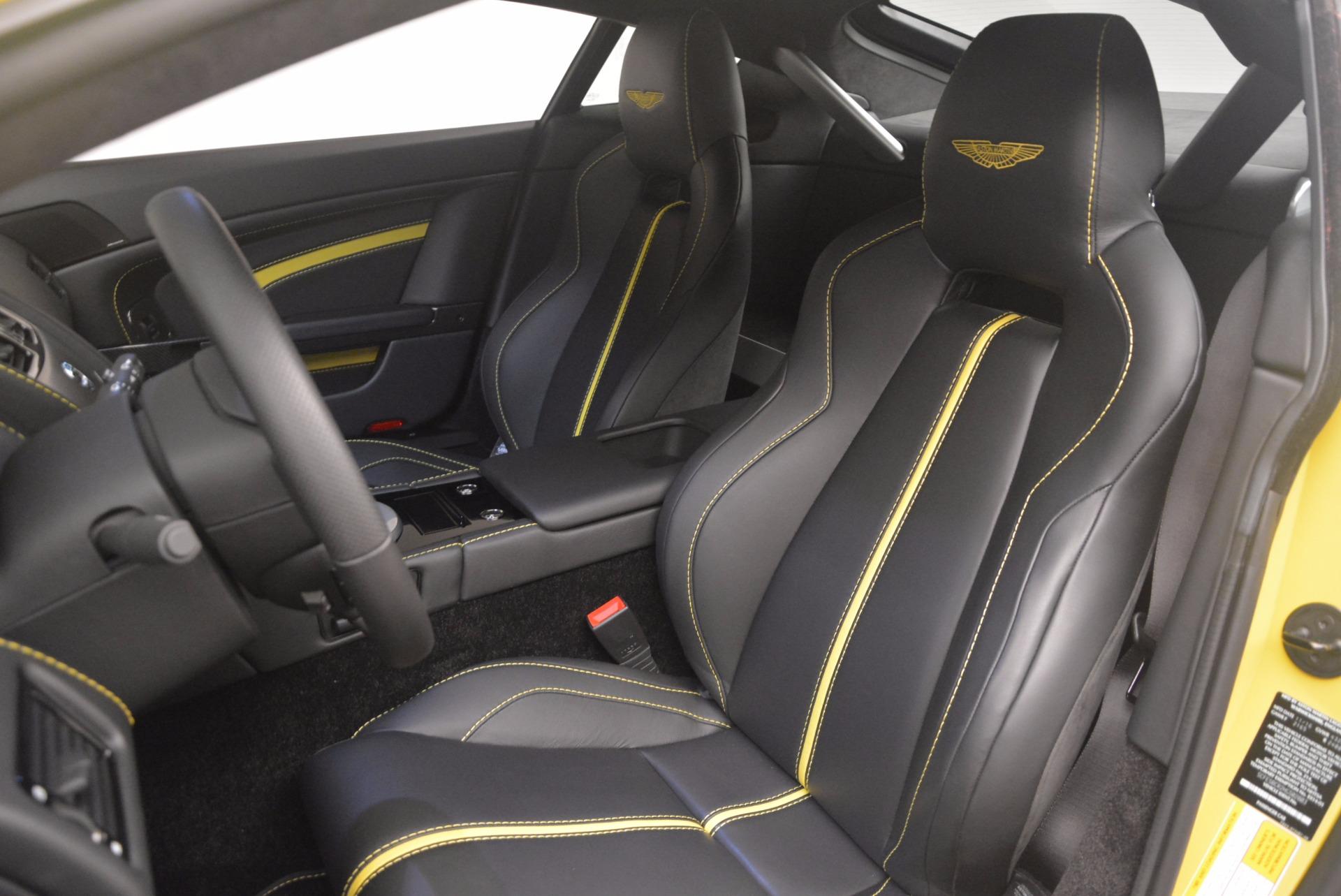 New 2017 Aston Martin V12 Vantage S  For Sale In Westport, CT 1224_p14