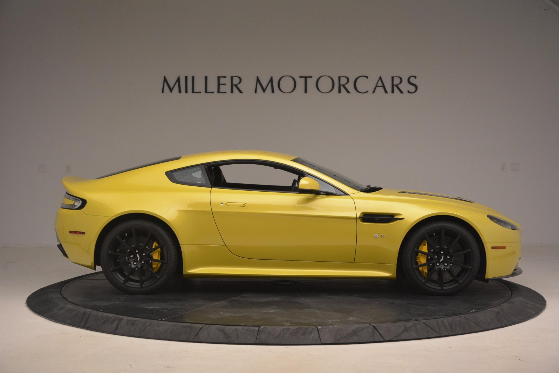 New 2017 Aston Martin V12 Vantage S  For Sale In Westport, CT 1224_p8