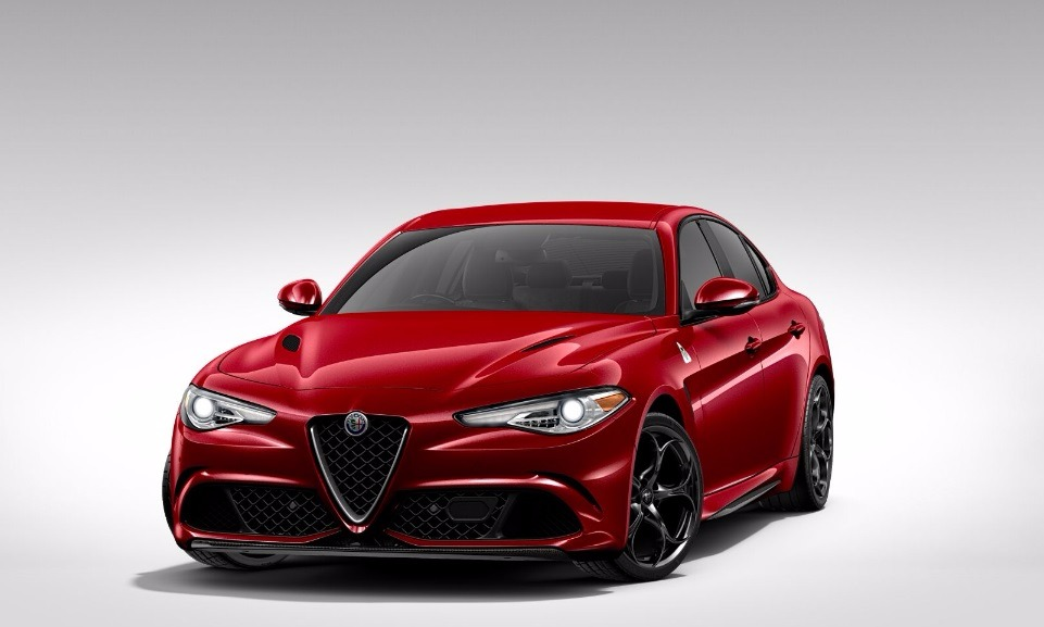 New 2017 Alfa Romeo Giulia Quadrifoglio Quadrifoglio For Sale In Westport, CT 1225_main