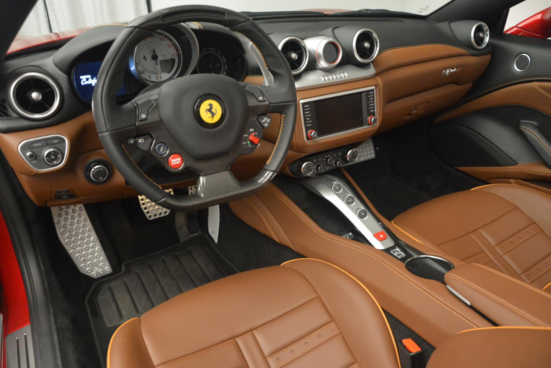 Used 2015 Ferrari California T  For Sale In Westport, CT 123_p25