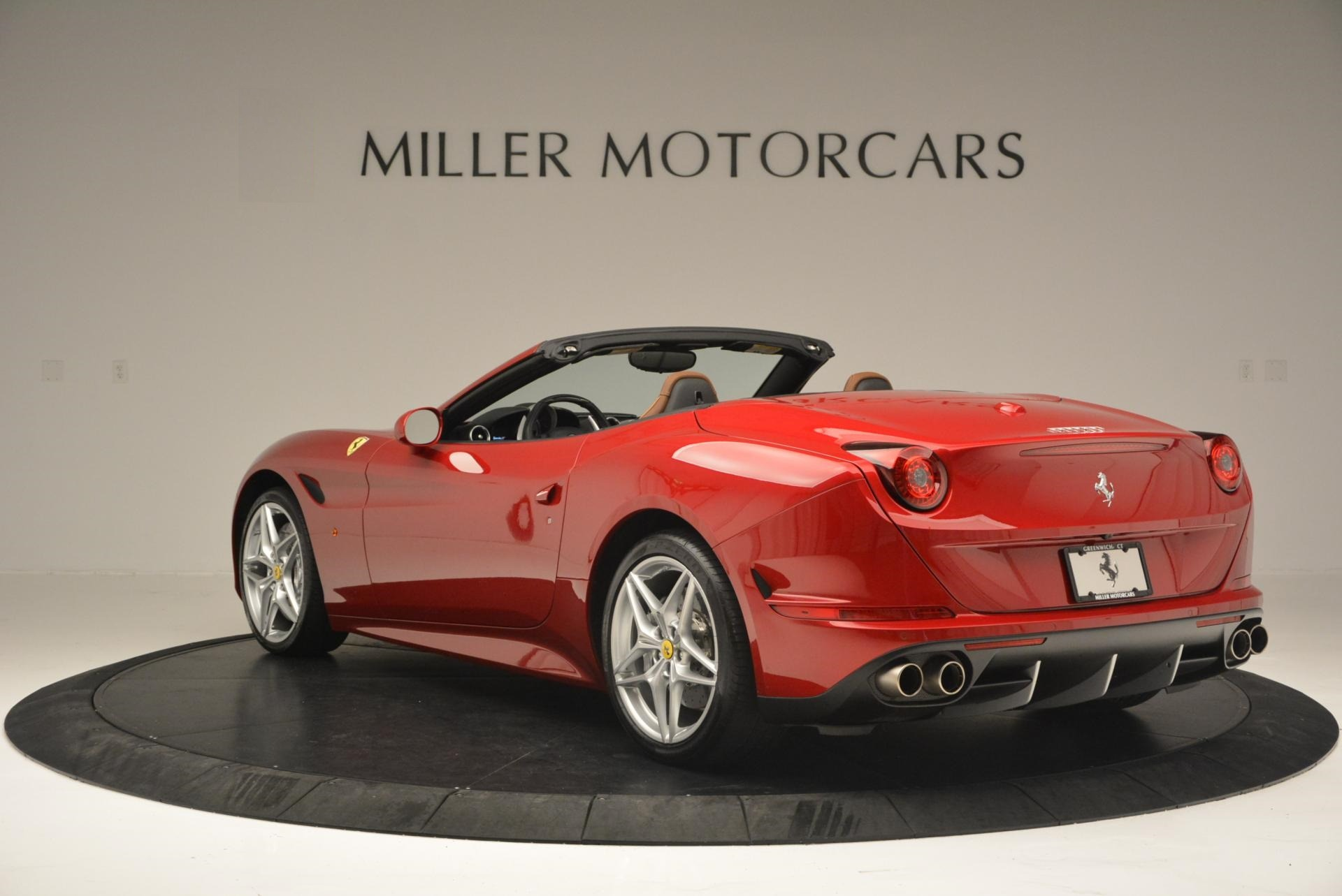 Used 2015 Ferrari California T  For Sale In Westport, CT 123_p5