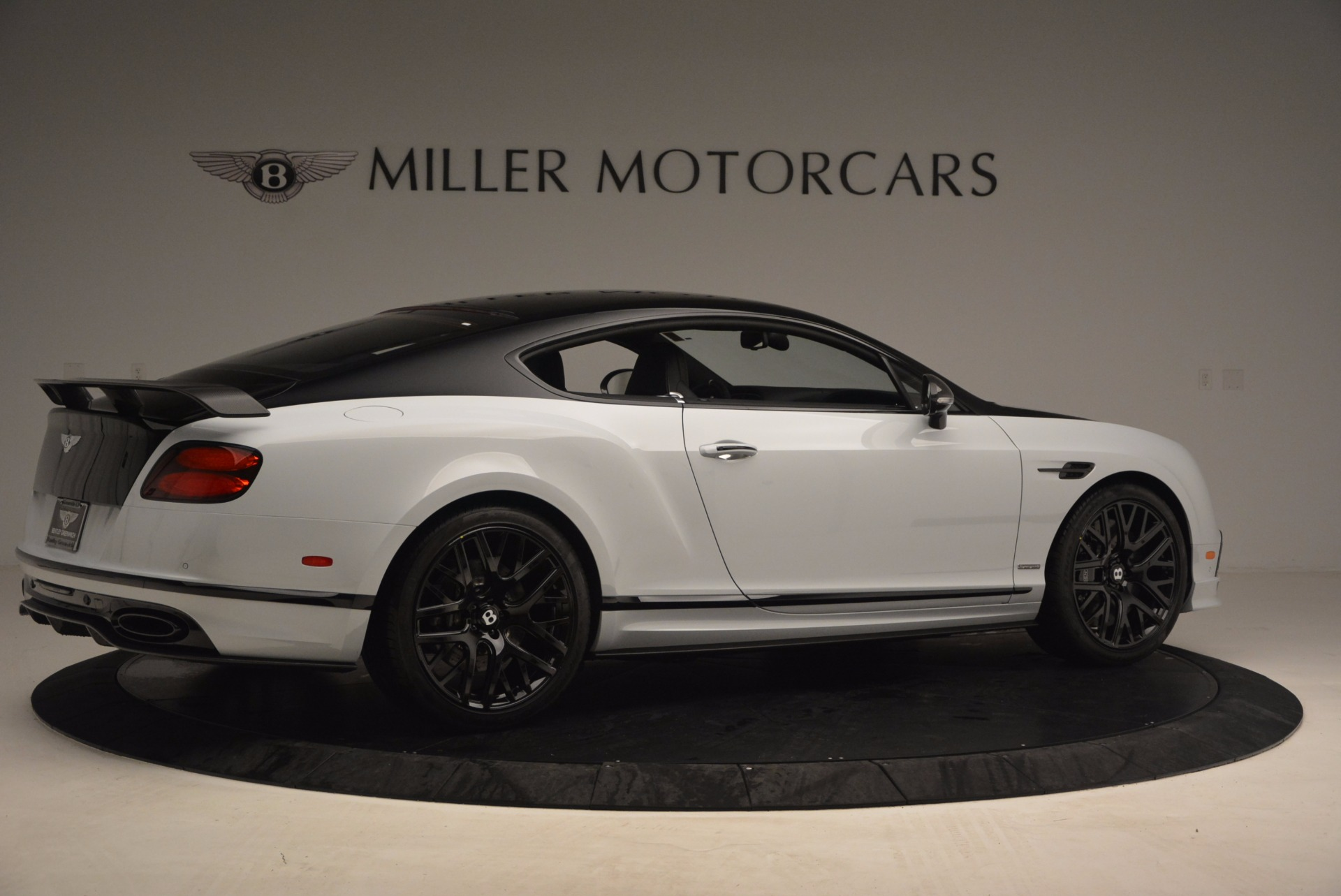 New 2017 Bentley Continental GT Supersports For Sale In Westport, CT 1231_p8