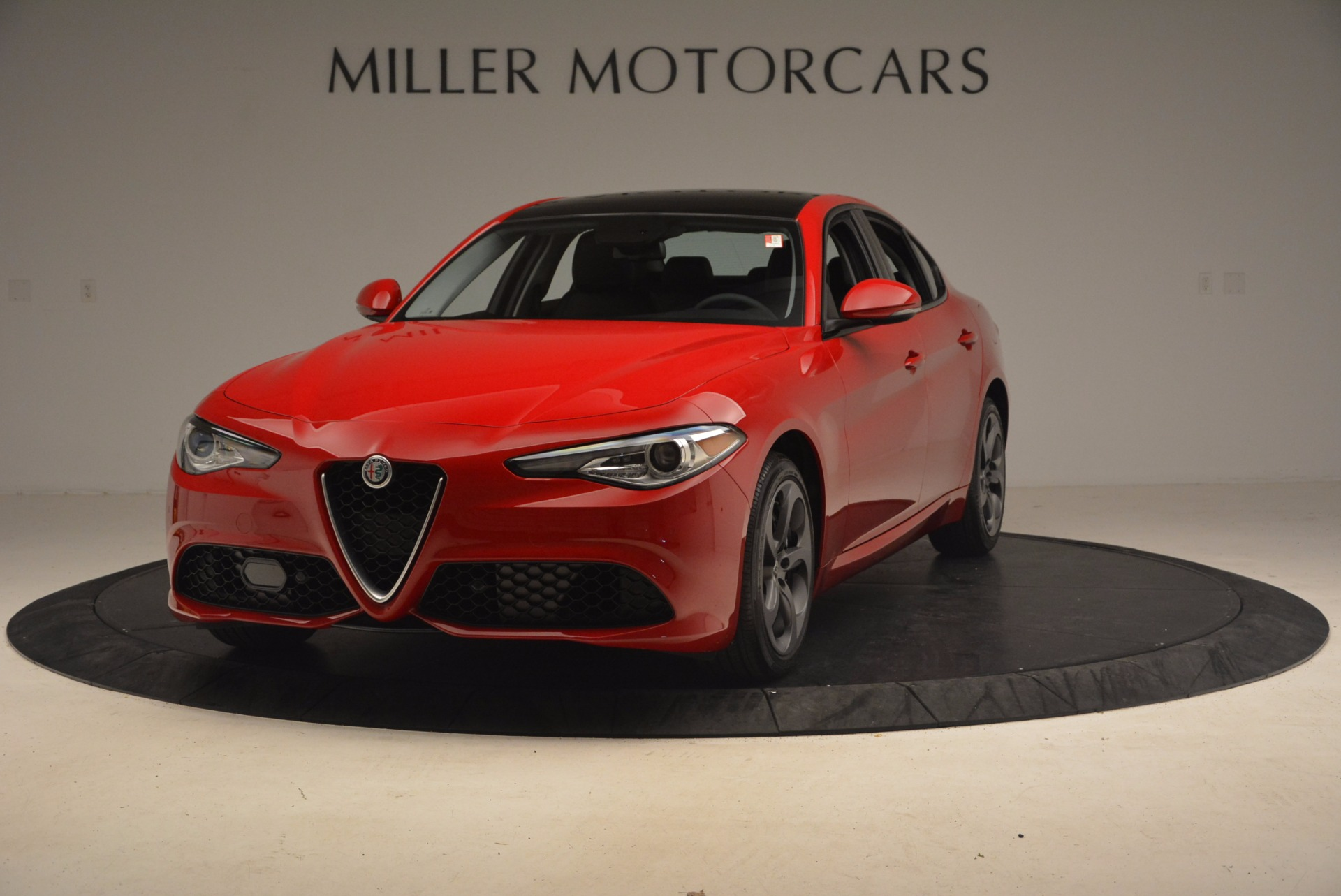 New 2017 Alfa Romeo Giulia Ti Sport Q4 For Sale In Westport, CT