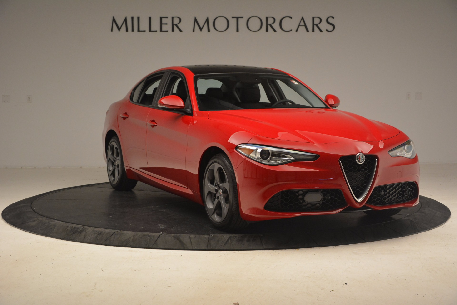 New 2017 Alfa Romeo Giulia Ti Sport Q4 For Sale In Westport, CT 1232_p10