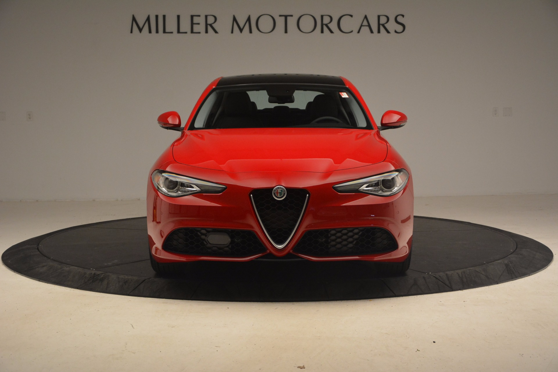 New 2017 Alfa Romeo Giulia Ti Sport Q4 For Sale In Westport, CT 1232_p11