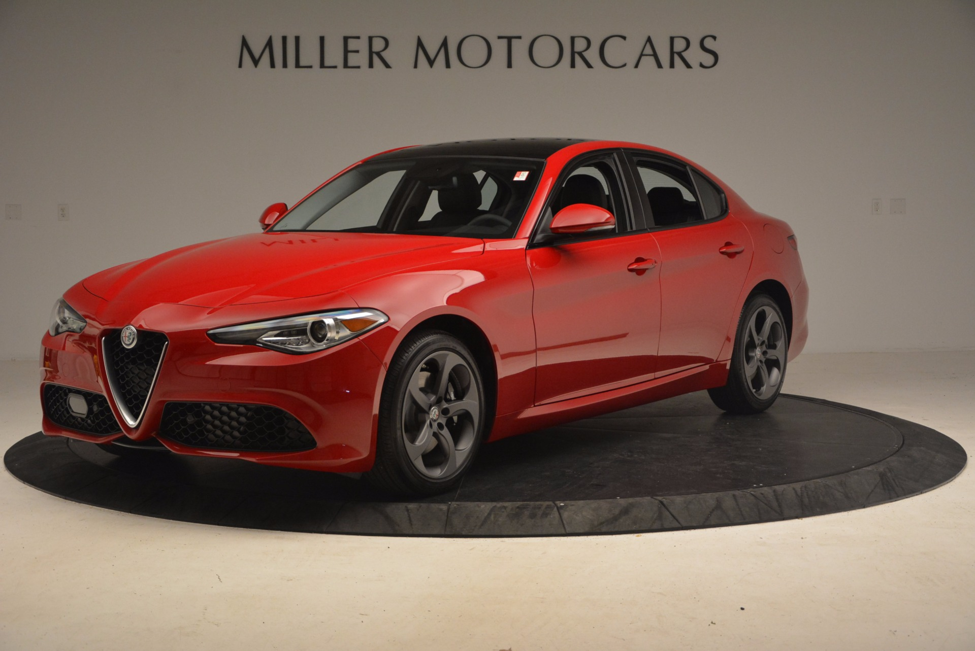 New 2017 Alfa Romeo Giulia Ti Sport Q4 For Sale In Westport, CT 1232_p2