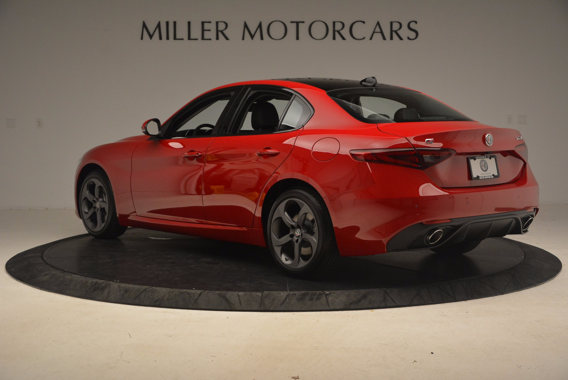 New 2017 Alfa Romeo Giulia Ti Sport Q4 For Sale In Westport, CT 1232_p4