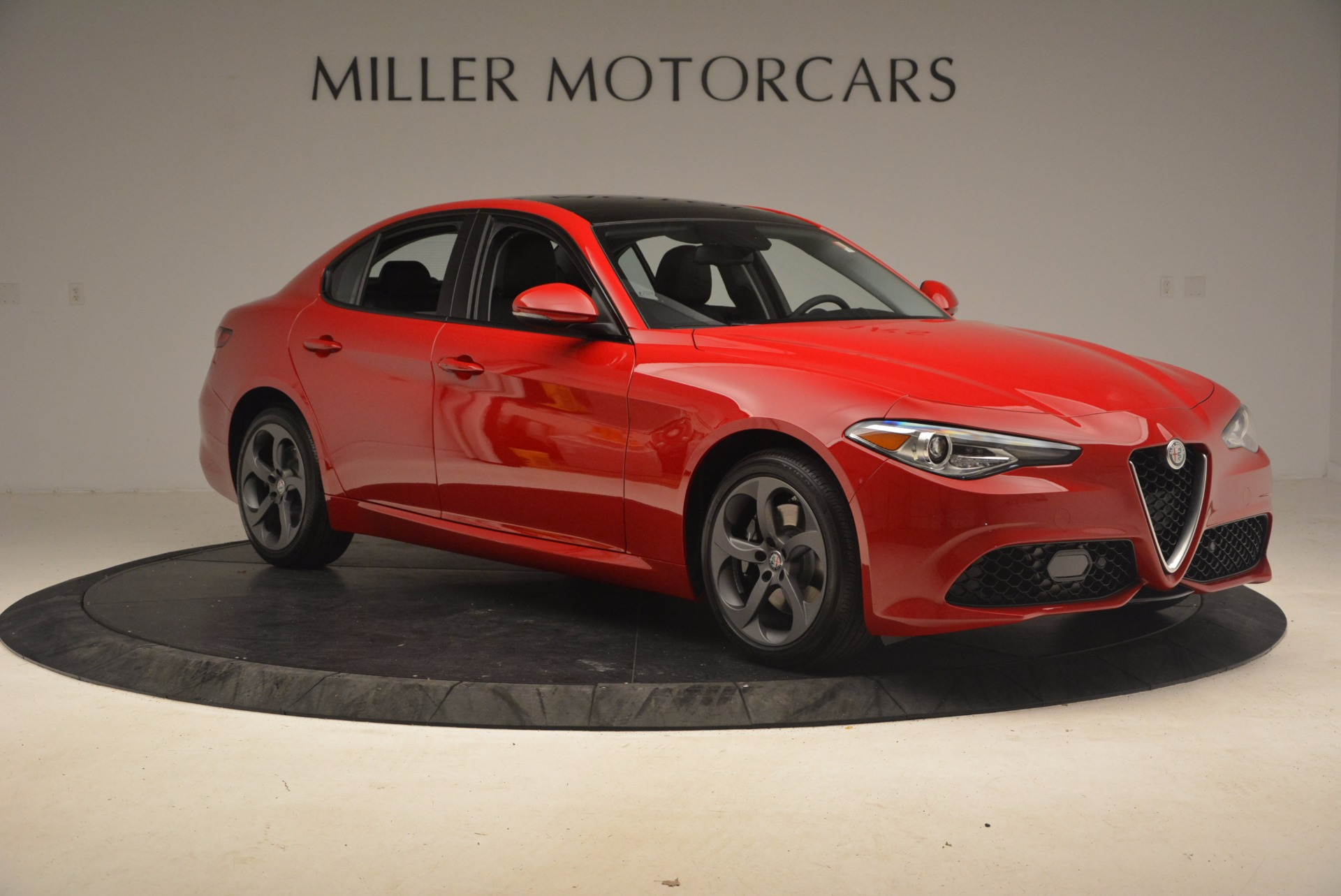 New 2017 Alfa Romeo Giulia Ti Sport Q4 For Sale In Westport, CT 1232_p9