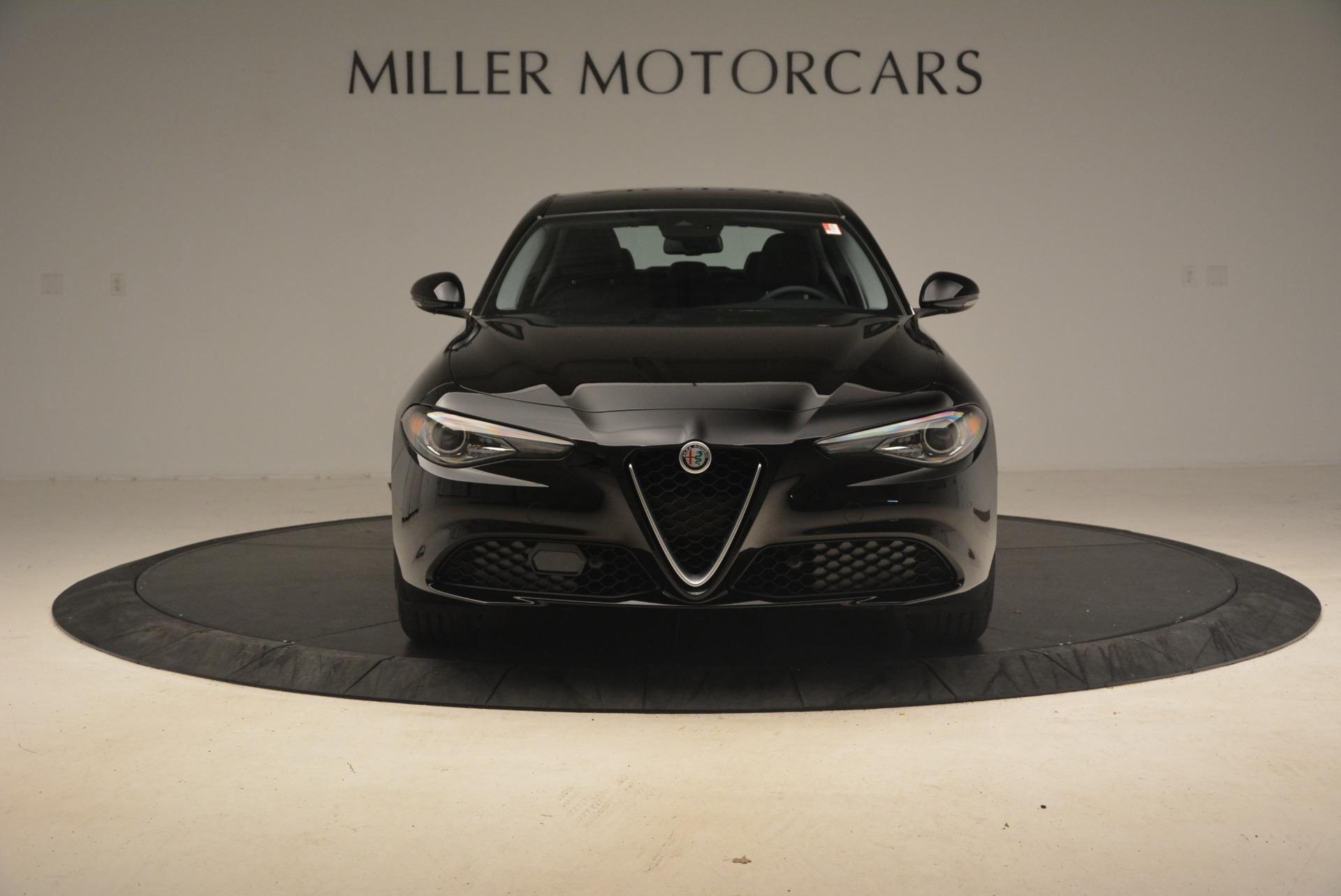New 2017 Alfa Romeo Giulia Ti Q4 For Sale In Westport, CT 1233_p12