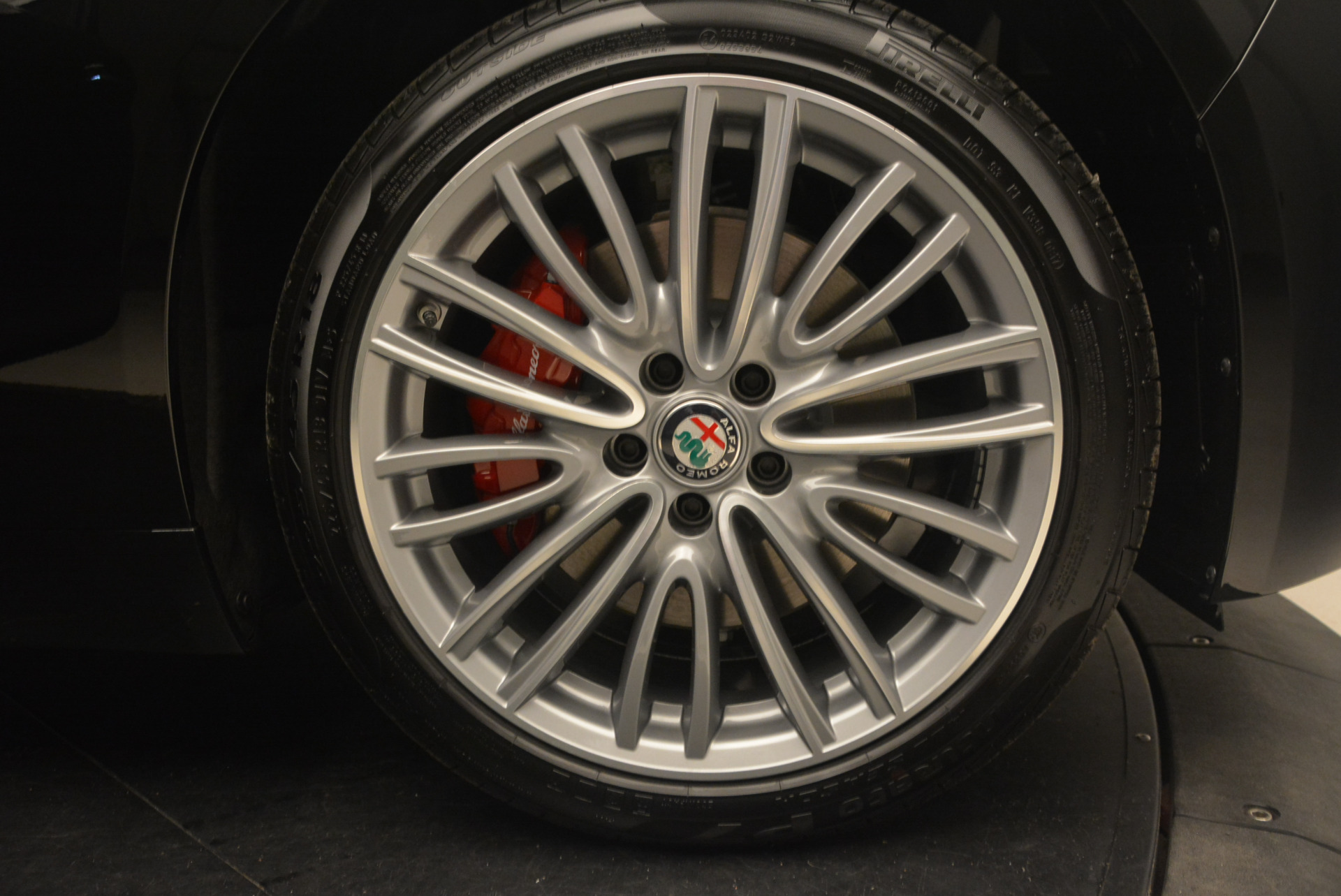 New 2017 Alfa Romeo Giulia Ti Q4 For Sale In Westport, CT 1233_p25