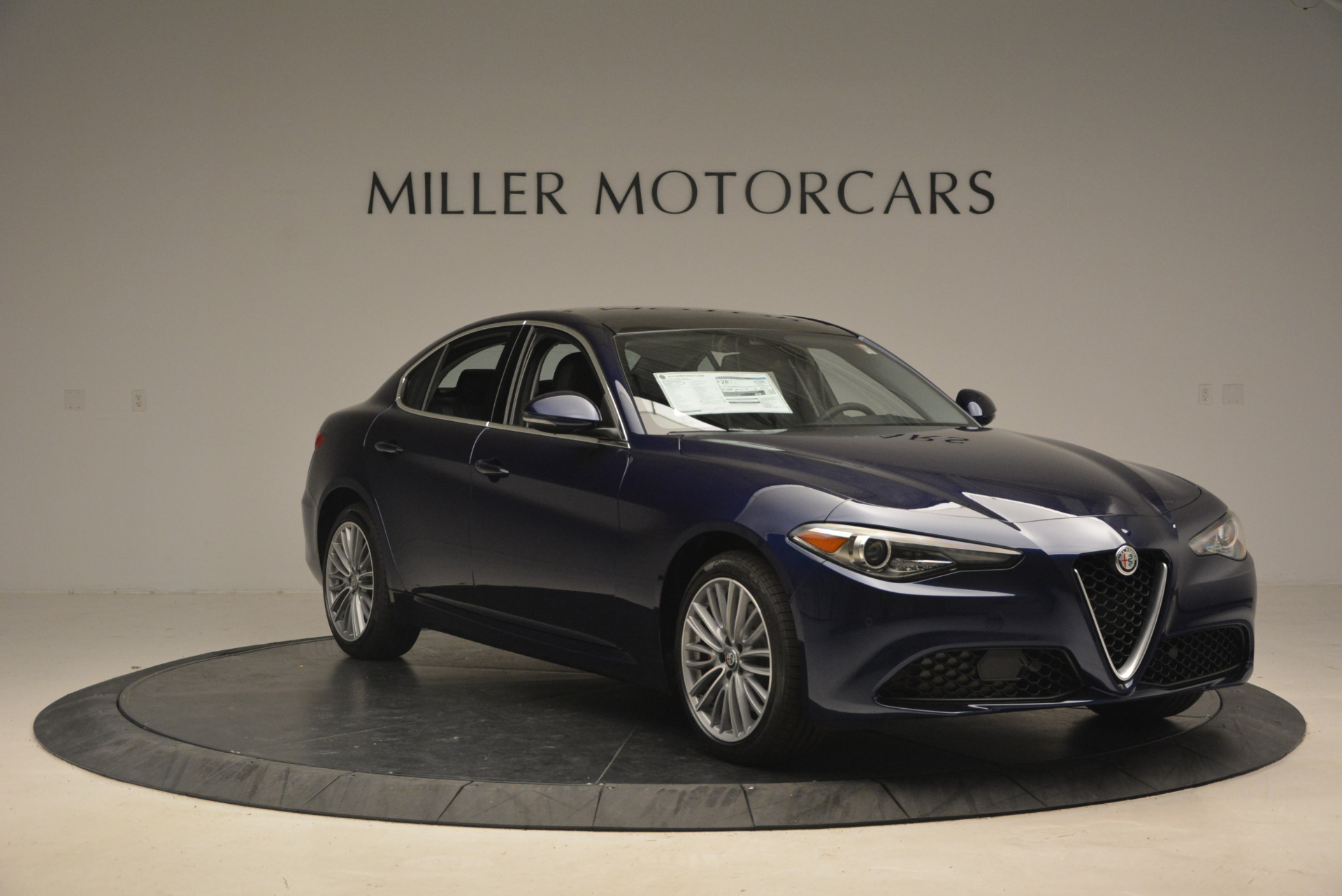 New 2017 Alfa Romeo Giulia Ti Q4 For Sale In Westport, CT 1236_p11